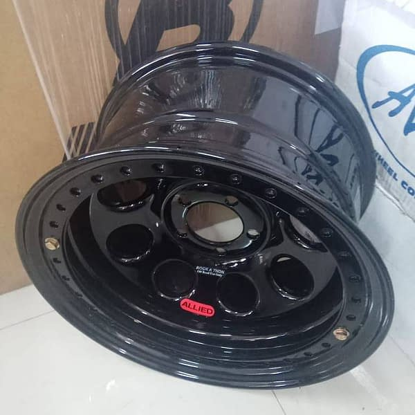 AWC RT8168012 Black 16X8