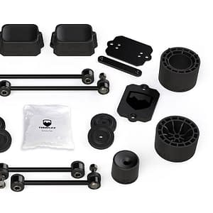 "TeraFlex 2.5"" Performance Spacer Lift Kit, untuk Jeep Sahara"