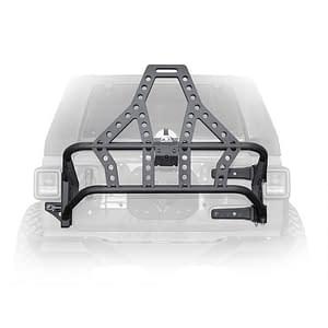 dv8 tire carrier untuk jeep