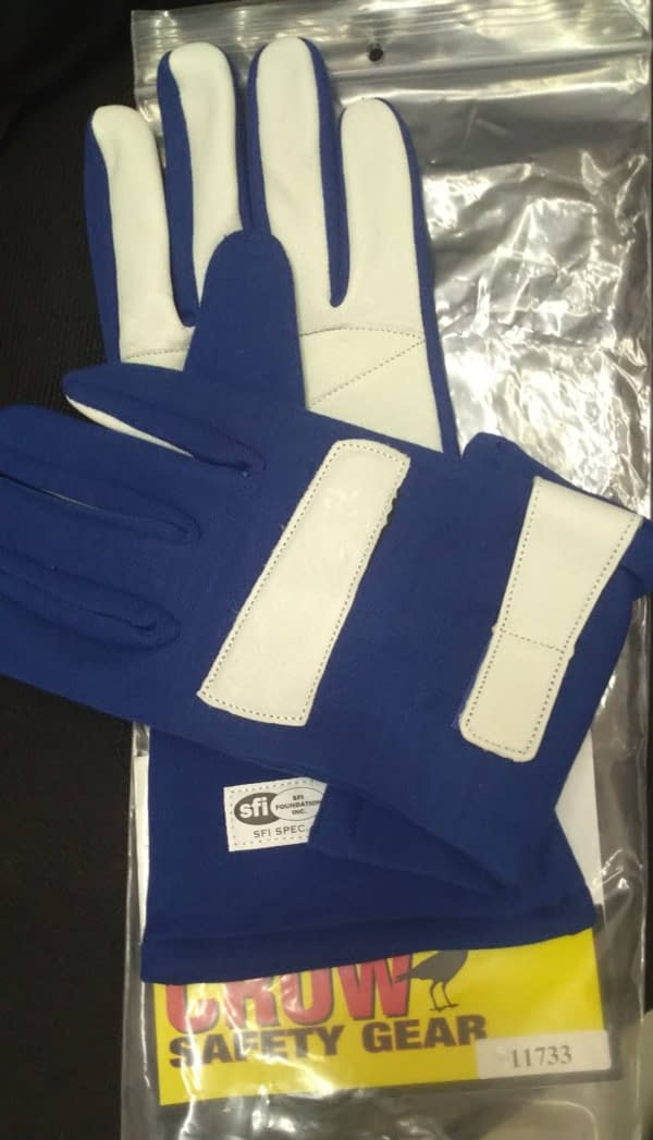 Crow gloves standard nomex