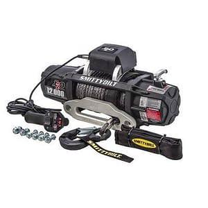 Smittybilt X2O 12K GEN2 Comp Series 12000lb Wireless Winch - 98512