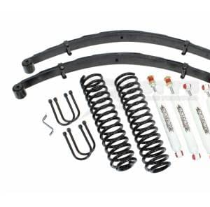 """Rusty's 3"""" Spring Pack Lift Kit"""