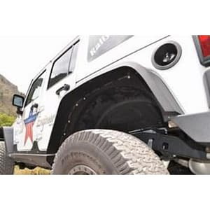 jeep wrangler rear fender