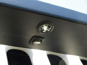 led light kit untuk bullbar jeep