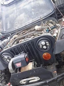 jeep offroad modifikasi