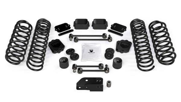 "TeraFlex 2.5"" Coil Spring Lift off road kit"
