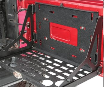 Smittybilt Jeep JK Tailgate Off Road Table