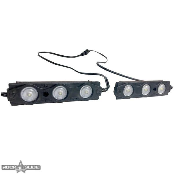 Lampu LED untuk Step Slider Jeep