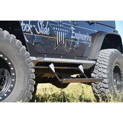 skid plate untuk jeep wrangler