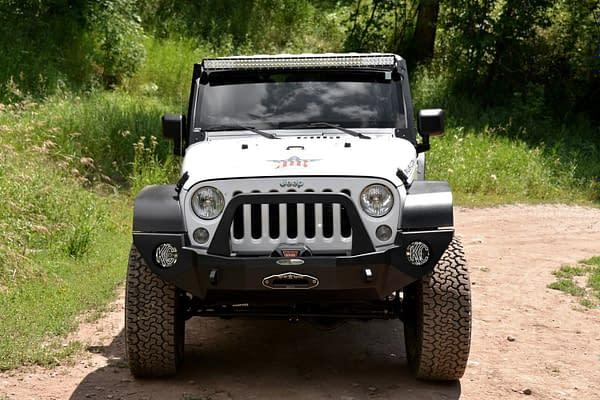 front fender jeep wrangler jk