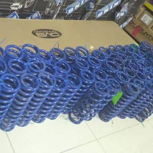 king shocks coil spring