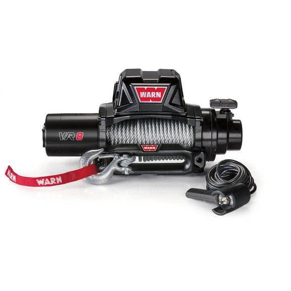 WARN 96800 VR8 Series Gen II Winch