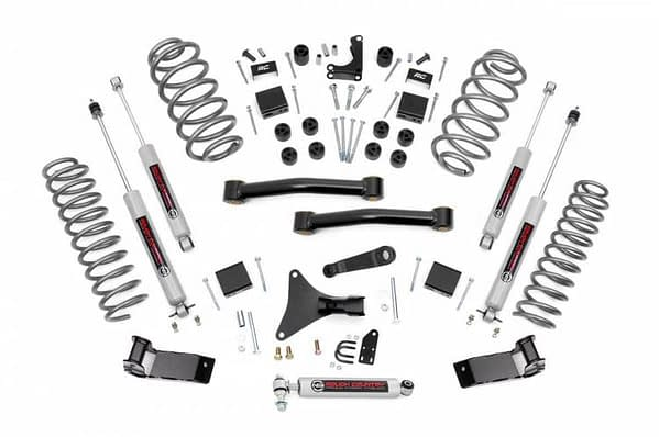 4in lift kit for jeep grand cherokee