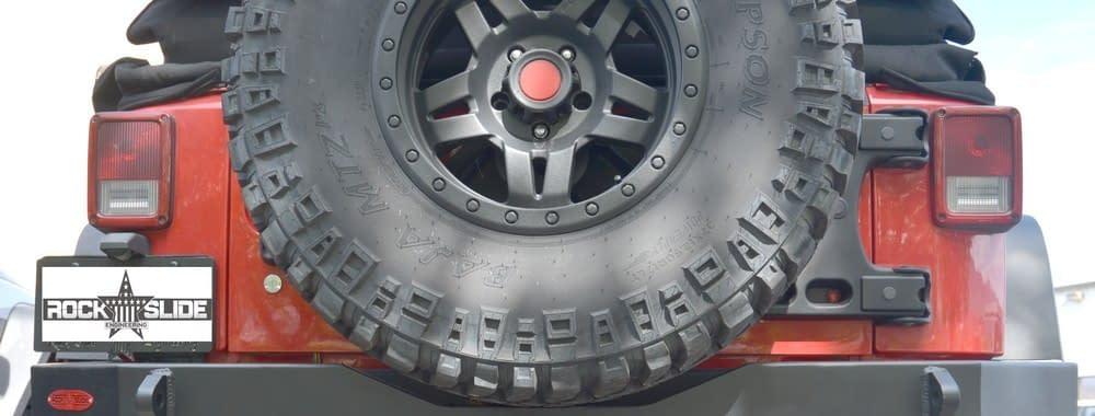 bumper belakang jeep wrangler jk