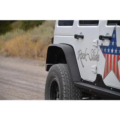 jeep wrangler rear fender