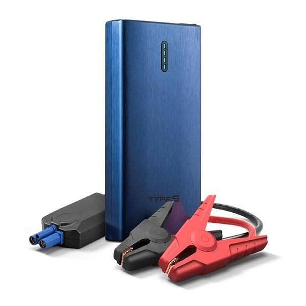 10000mAh Jump Starter and Portable Power Bank