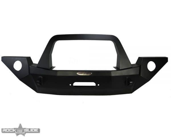 full front bumper with bullbar