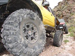 velg off road rock double bead rock monster