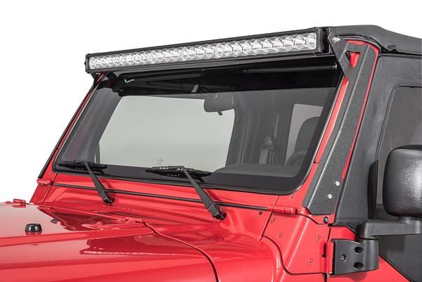 jcr light bar untuk jeep wrangler