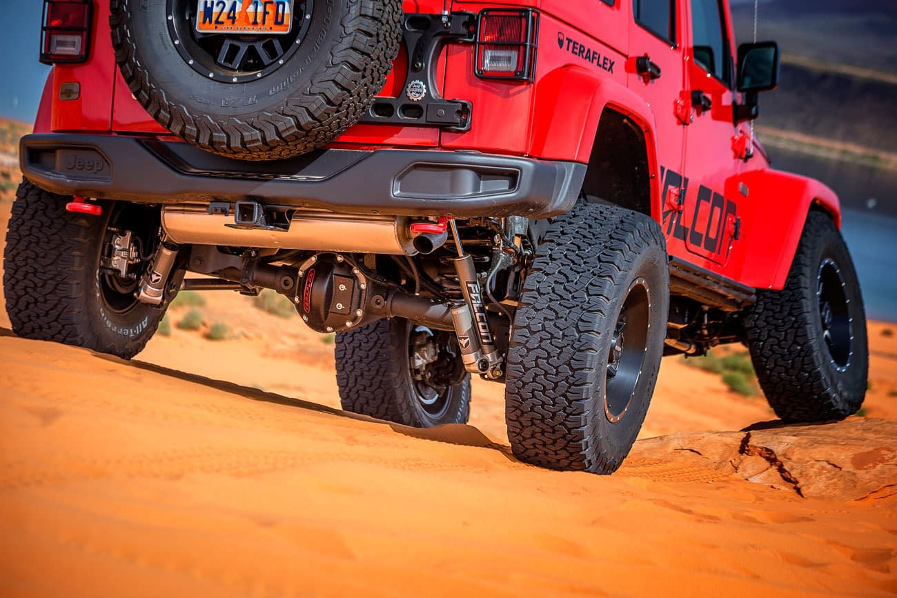 jeep wrangler tampak belakang