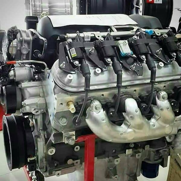 mesin chevrolet ls3 6.2L