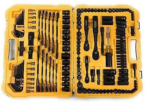 Dewalt Wrench Set 181 pcs
