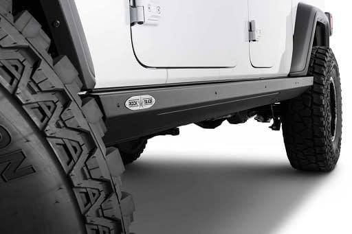 rock slider jeep gladiator jt