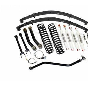 rusty's advanced lift kit for jeep cherokee XJ