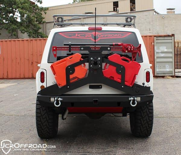 tire carrier untuk jeep cherokee