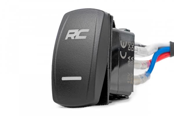 Rough Country 2in Square Cree LED Off Road Lights cover